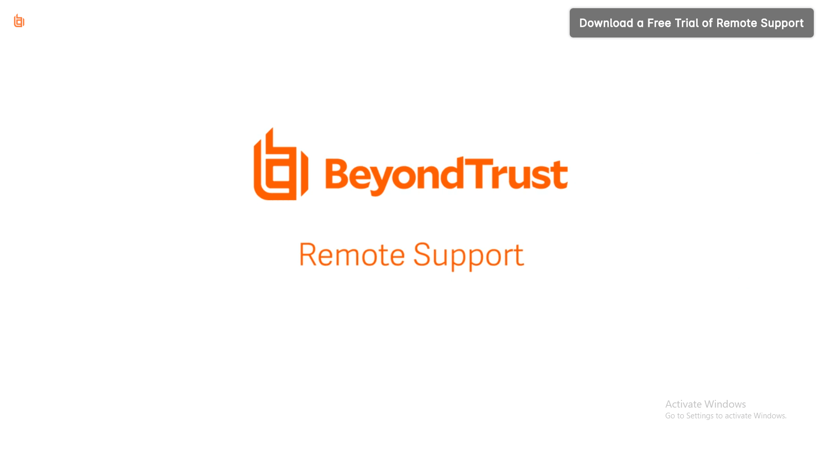 Digit Labs Remote Support - Beyond Trust