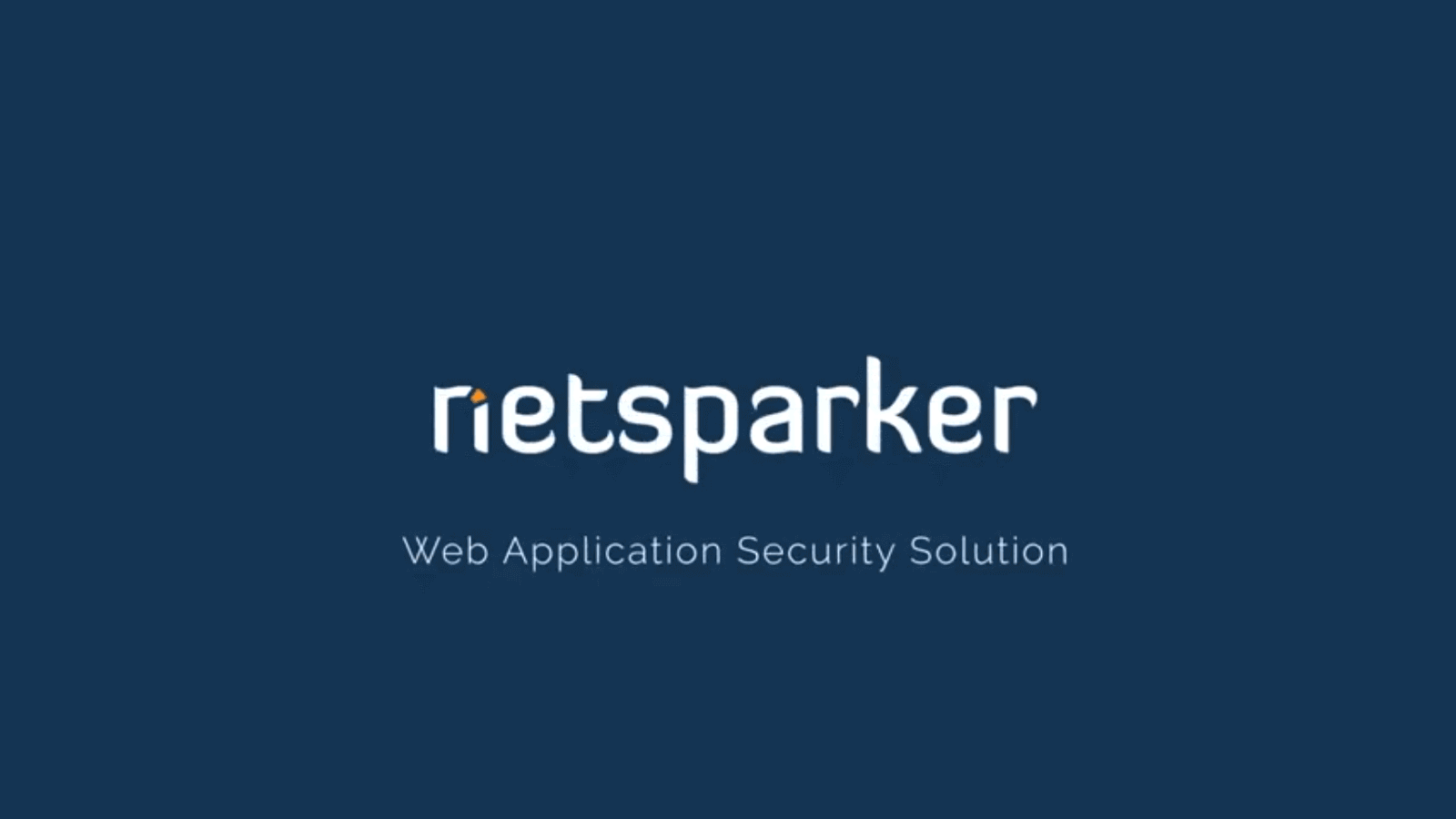 Digit Labs Web Application Security Solution - Netsparker Enterprise